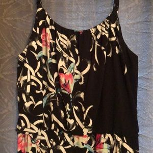 WHBM maxi dress